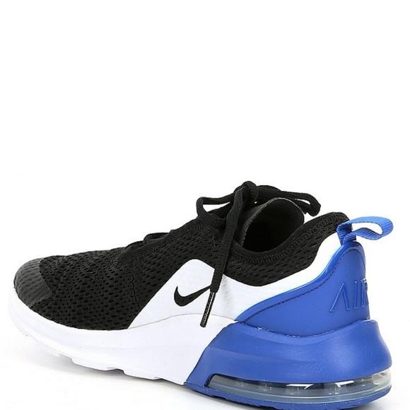 Nike Boys' Air Max Motion Lifestyle Shoe ( NWOB) NWT
